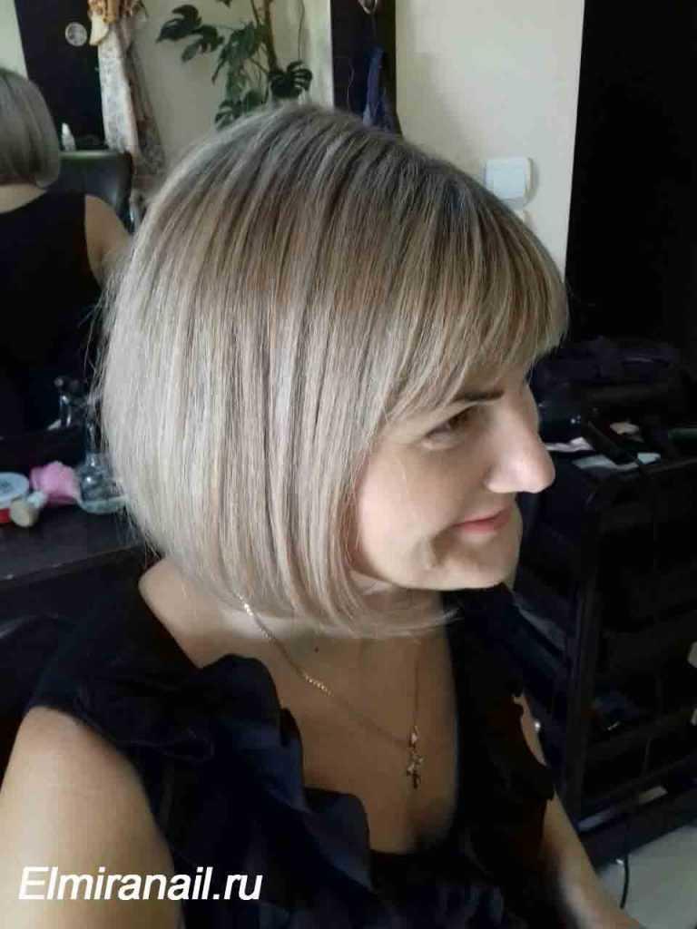 Окрашивание волос в Солнцево недорого